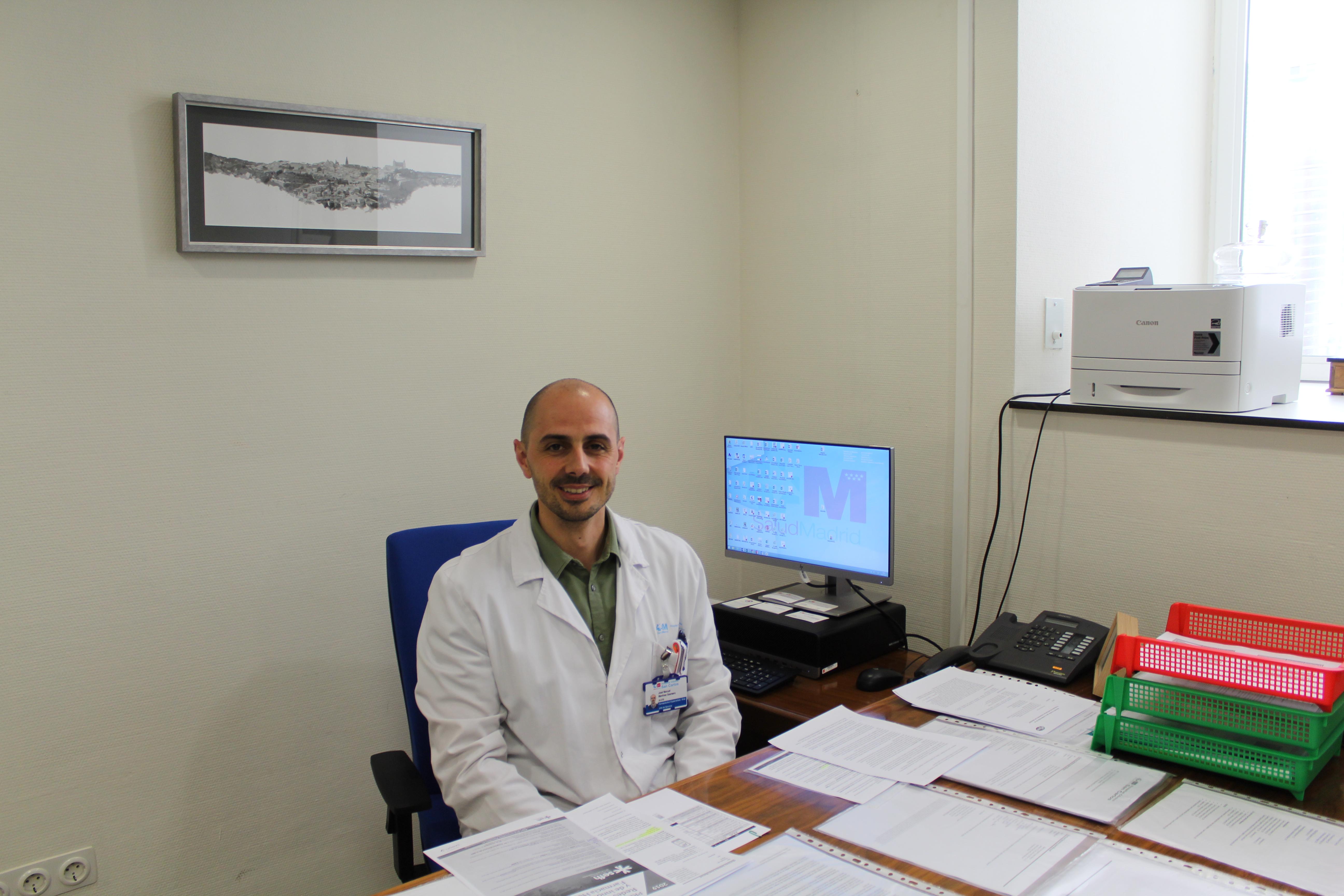 Entrevista José Manuel Martínez Sesmero, Jefe del Servicio de Farmacia del Hospital Clínico San Carlos